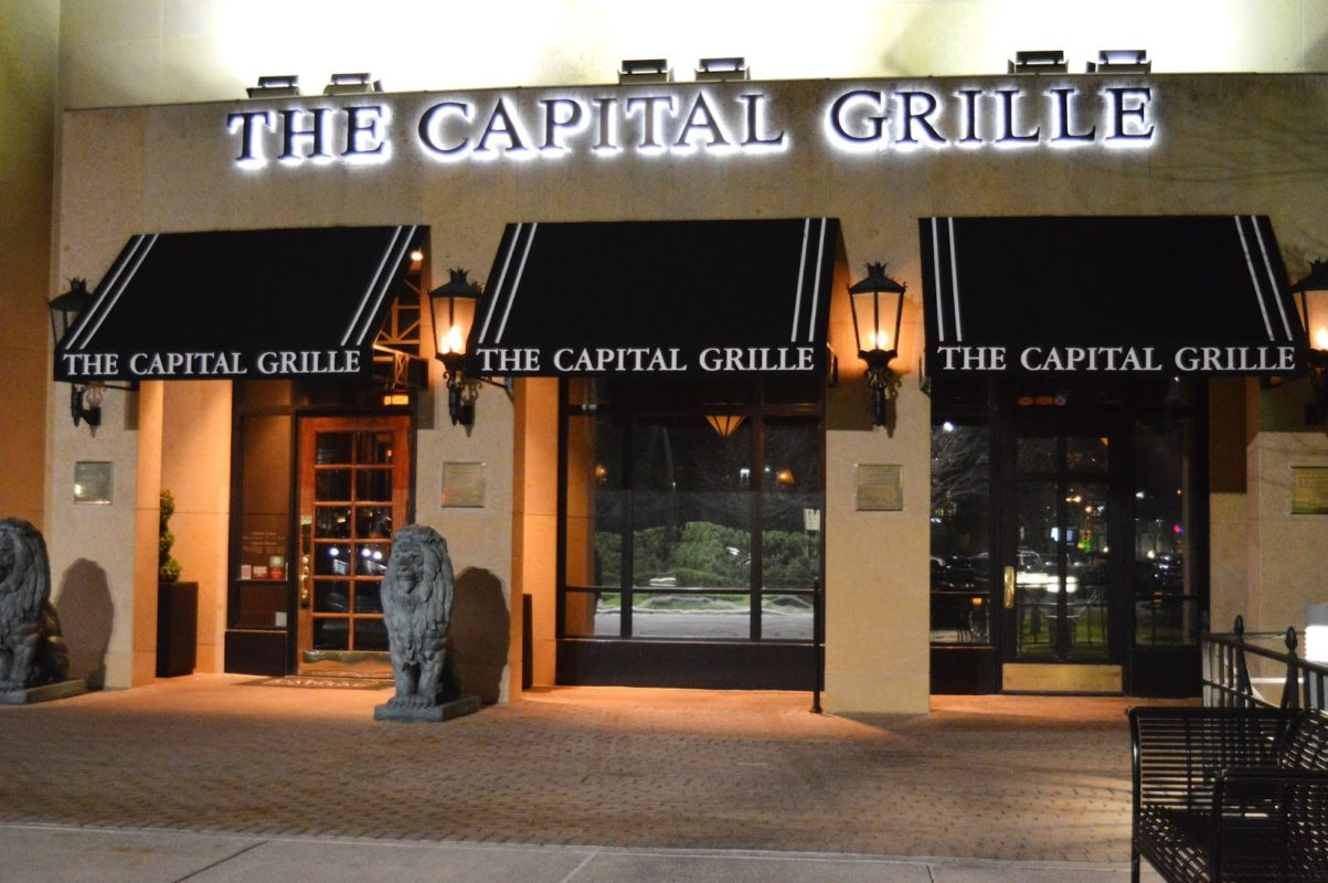#1 The Capital Grille